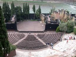 Visita al Teatro Romano ed al Museo Archeologico dell' 8 ottobre 2016