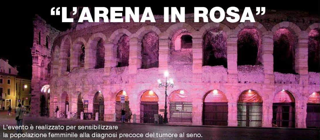 Iniziativa Arena in Rosa